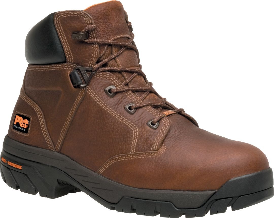 Inexpensive Mens Timberland PRO® Helix 6 Soft Toe Work Boots