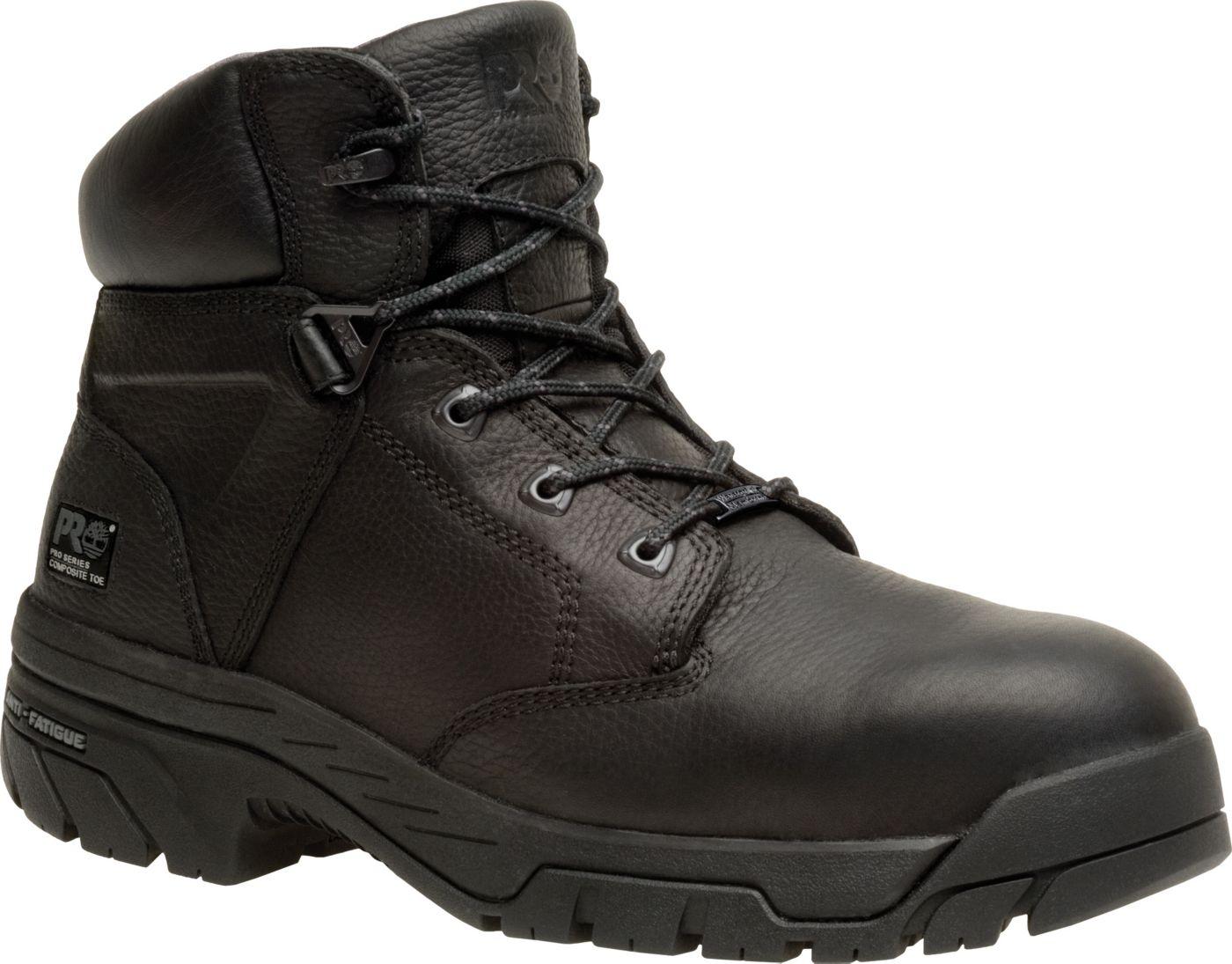 Timberland PRO Men's Helix 6'' Waterproof Composite Toe Work Boots