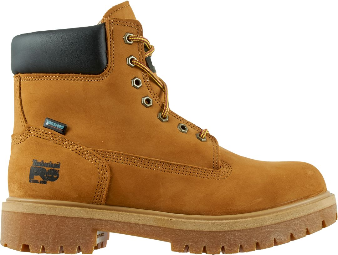 promo codes new cheap fashionable and attractive package Timberland PRO Men's Direct Attach 6'' Waterproof 200g Steel Toe EH Work  Boots