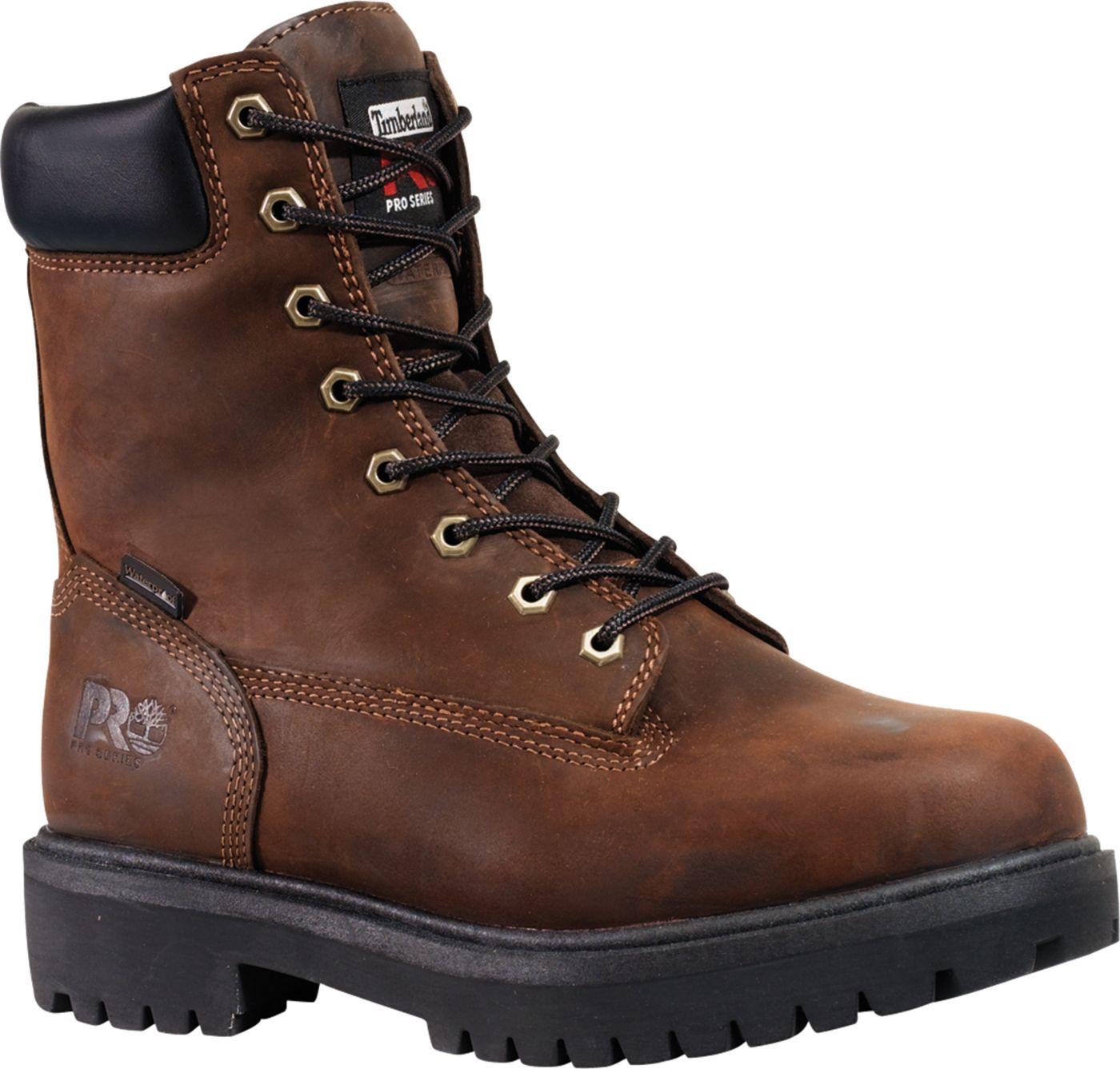 Timberland PRO Men's Direct Attach 8'' Waterproof 400g Work Boots