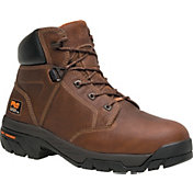 Timberland PRO Men's Helix 6'' Waterproof Alloy Toe Work Boots