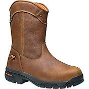 Timberland PRO Men's Helix Wellington Waterproof Composite Toe Work Boots