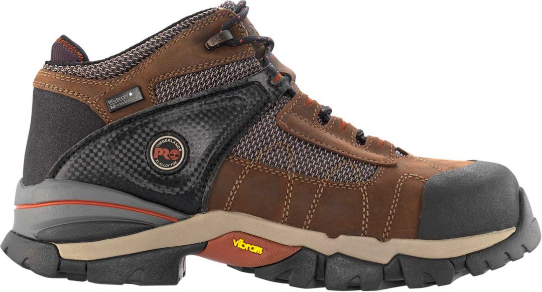 "ddfb03cca8f Timberland PRO Hyperion 4"" Waterproof Alloy Safety Toe Work Boots"