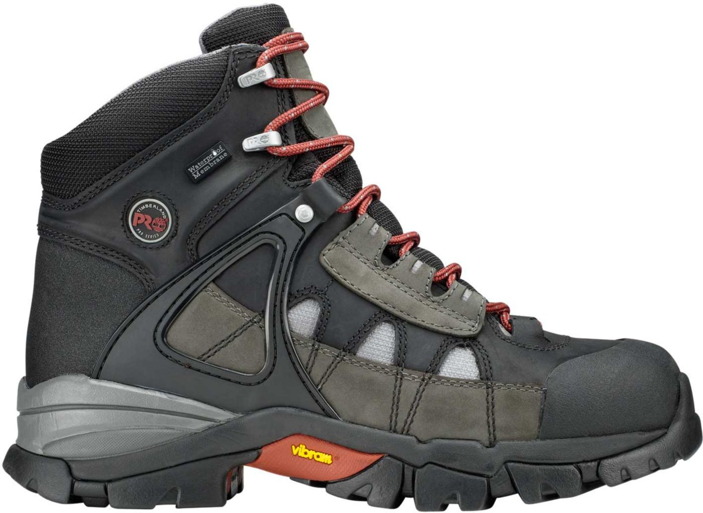 "Timberland PRO Men's 6"" Hyperion Waterproof Work Boots"