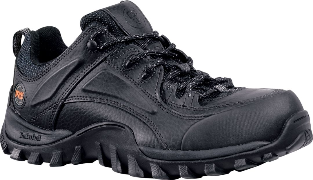 fe6c867fd4c Timberland PRO Men's Mudsill Low Steel Toe Work Boots