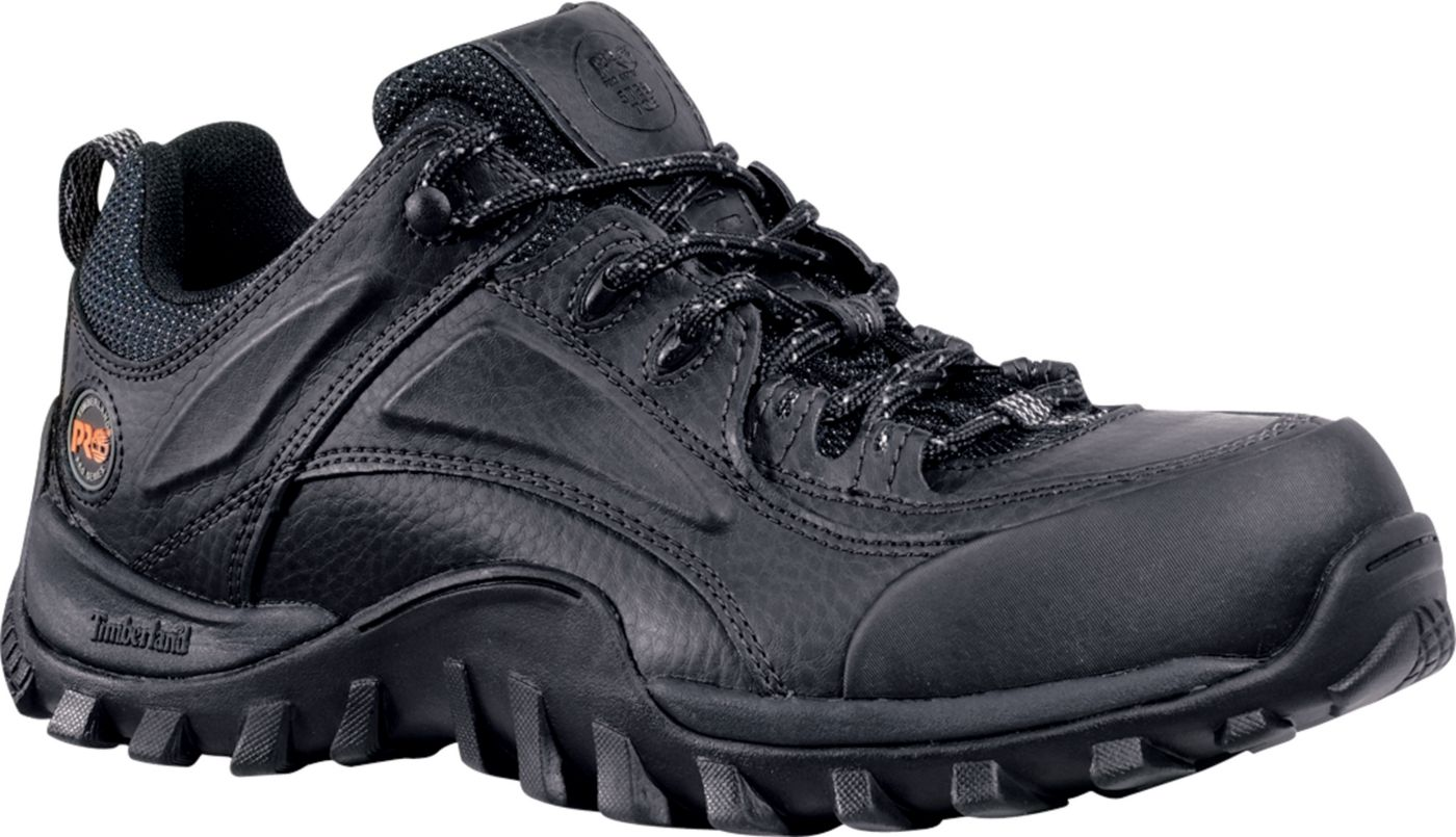Timberland PRO Men's Mudsill Low Steel Toe Work Boots