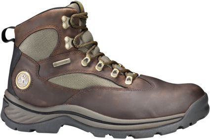 Timberland Men's Chocorua Mid Waterproof Hiking Boots