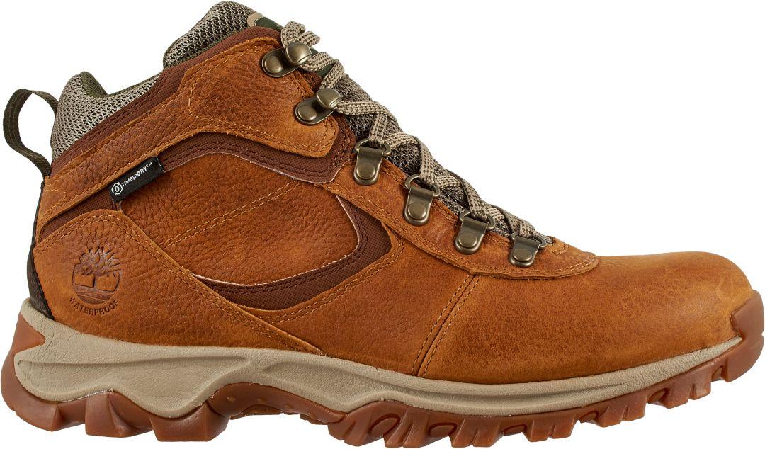 d12b8c45b Timberland Men's Mt. Maddsen Mid Waterproof Hiking Boots | Field ...