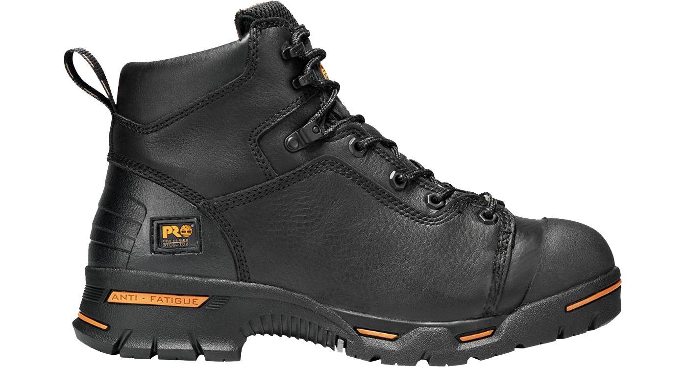 4c15b2a7dfa Timberland PRO Endurance PR 6'' Waterproof Steel Toe Work Boots