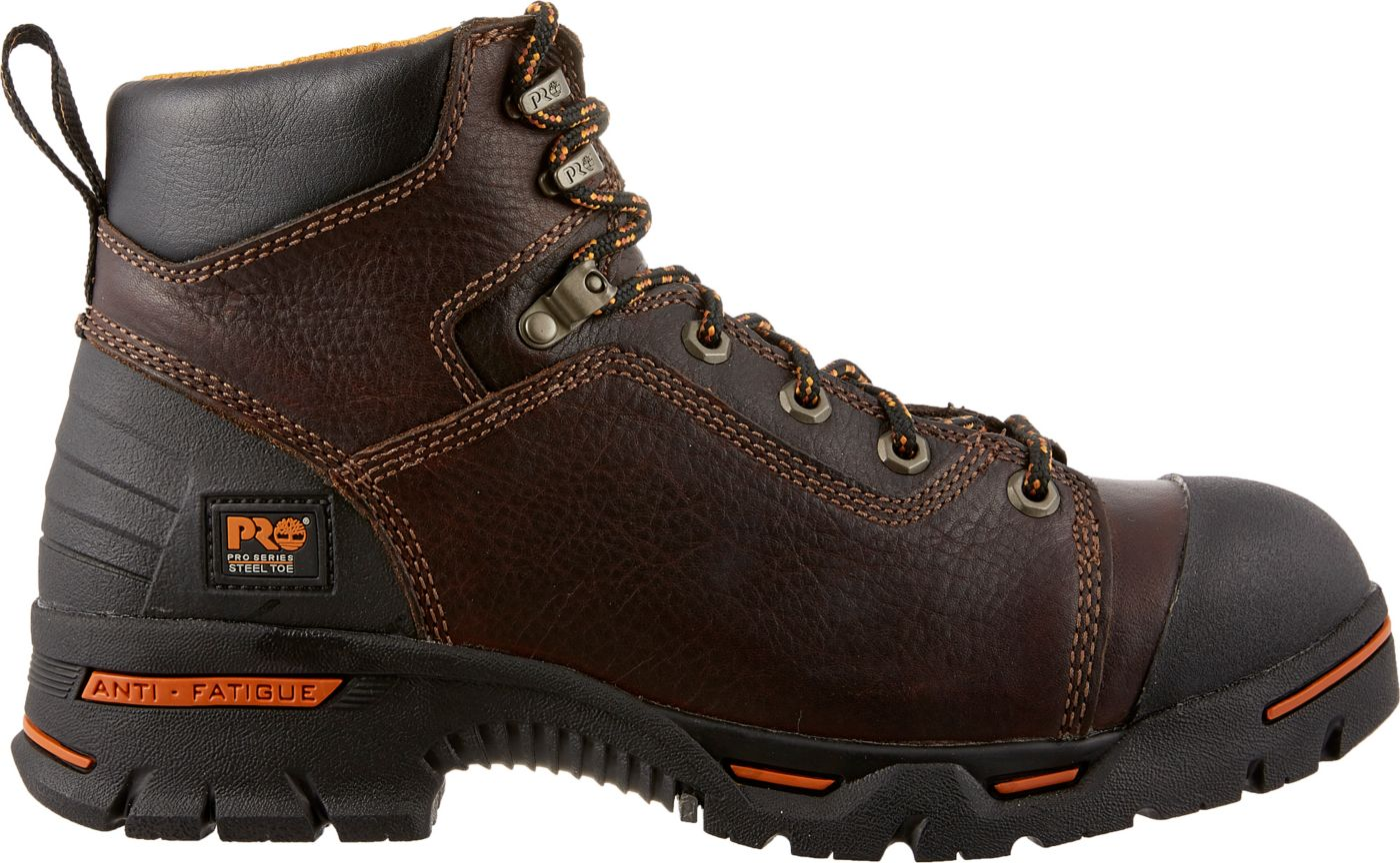 Timberland PRO Men's Endurance Steel Toe Work Boots