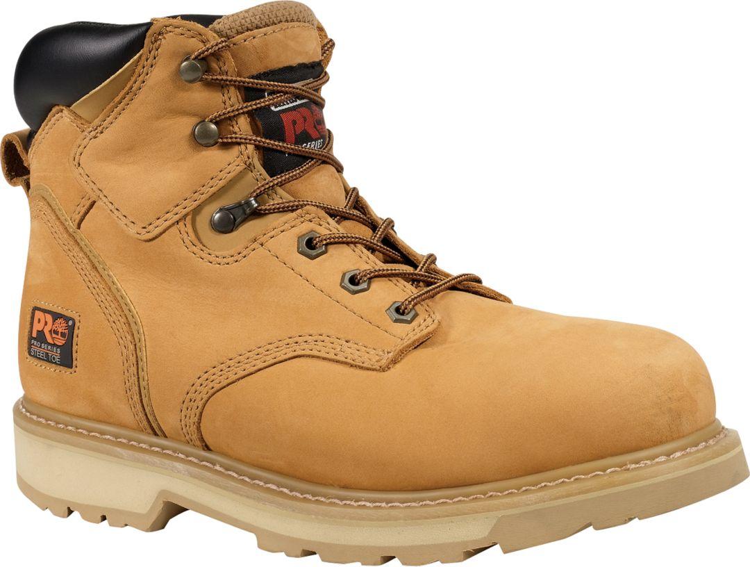a2bef675a18 Timberland PRO Men's Pit Boss 6'' Work Boots