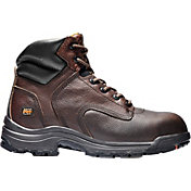 "Timberland PRO Men's 6"" TiTAN Composite Toe Work Boots"