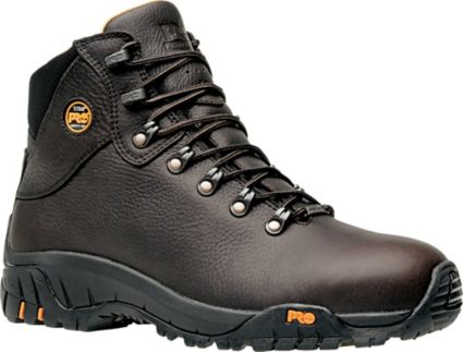 f91cf56bcc63 Timberland PRO Men s TiTan Trekker Waterproof Alloy Toe Work Boots ...