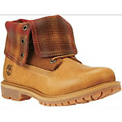 Timberland Authentics Women's Fabric Fold-Down Boots