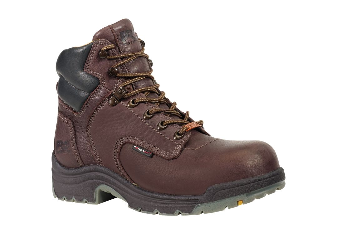 73aca1e87df Timberland PRO Women's 6'' TiTAN Alloy Toe Work Boots