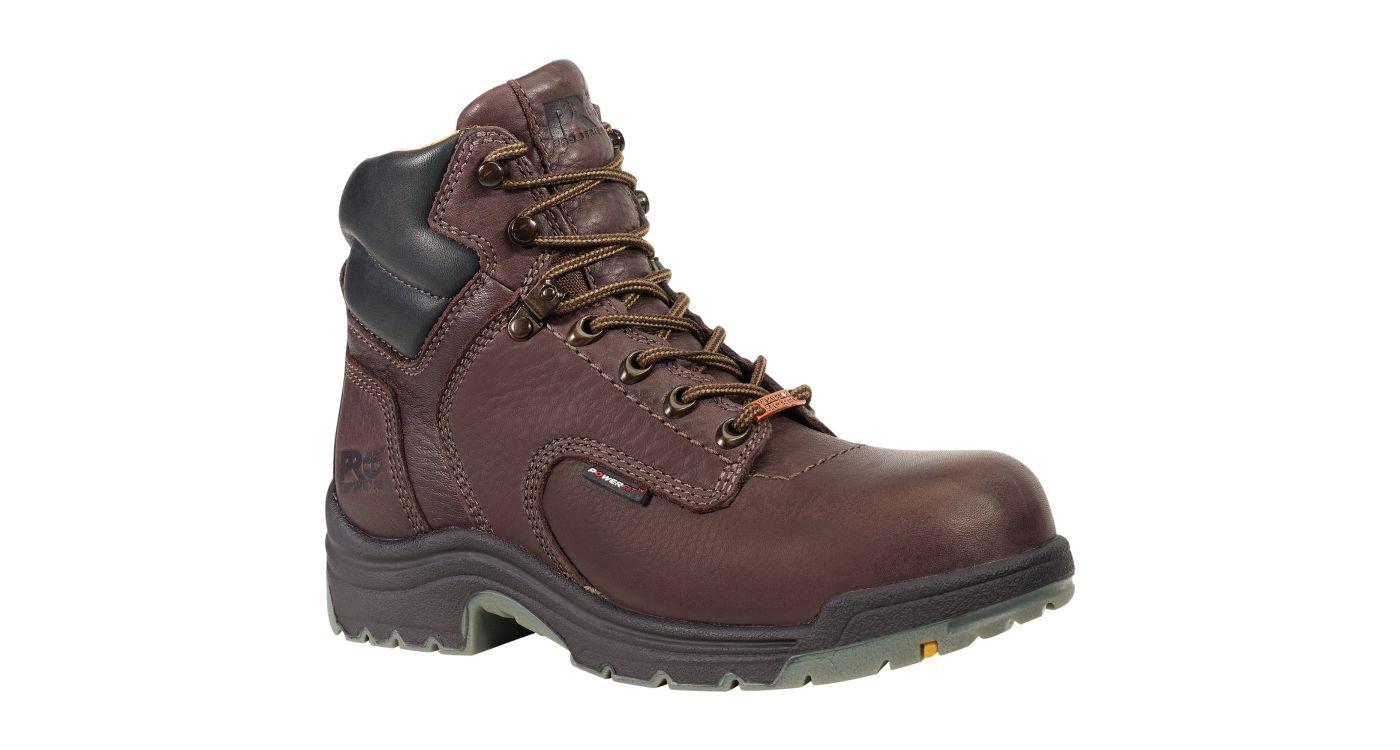 Timberland Women's PRO TiTAN Alloy Toe Work Boots