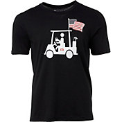 TravisMathew Men's Mapes Flag Golf T-Shirt