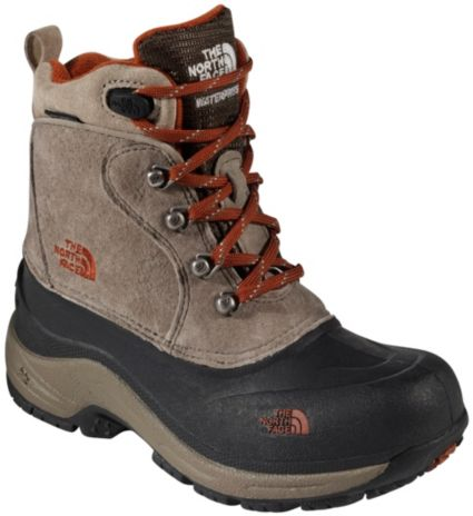 The North Face Kids' Chilkat 200g Insulated Winter Boots