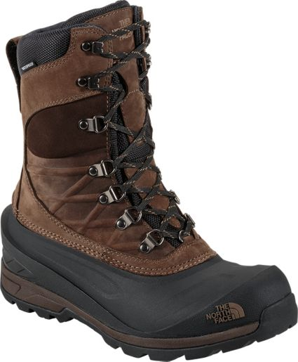a436d0900e0 The North Face Men's Verbera Utility Waterproof 400g Winter Boots