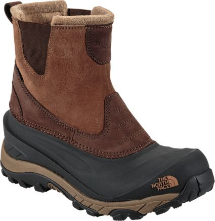 c0c9c0ca7 The North Face Men's Chilkat II Pull-On Waterproof 200g Winter Boots