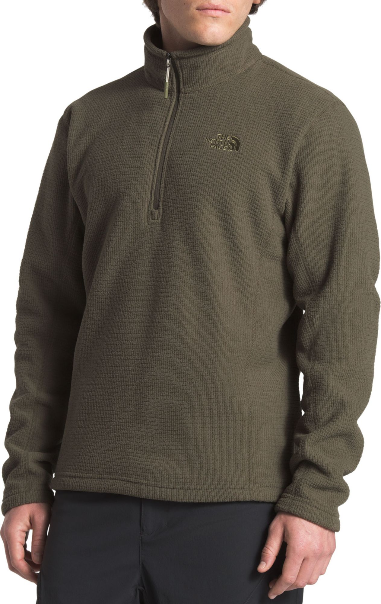 85ec2263b The North Face Men's SDS Half Zip Fleece Pullover