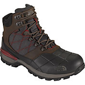 The North Face Men's Snowsquall Mid Waterproof 400g Winter Boots - Past Season