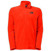 The North Face Men's TKA 100 Glacier Quarter Zip Pullover