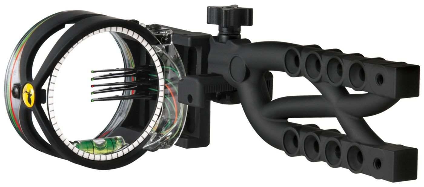 Trophy Ridge Cypher 5-Pin Bow Sight - RH/LH