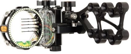 Trophy Ridge React Pro 5-Pin Bow Sight - .010