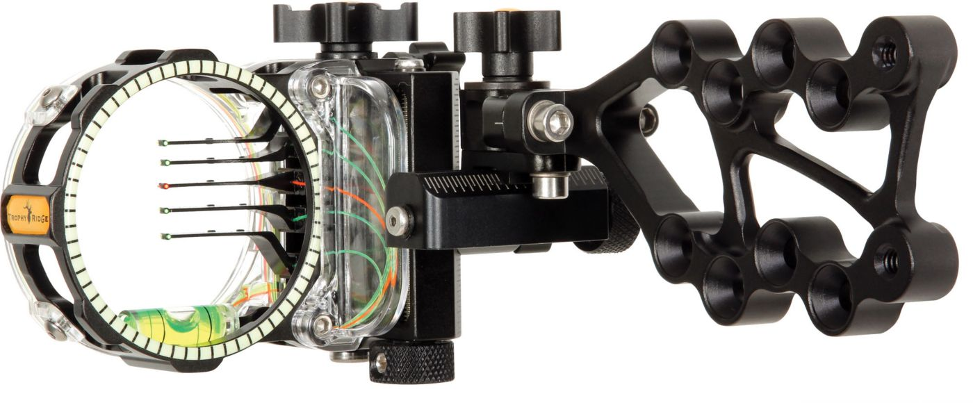 Trophy Ridge React Pro 5-Pin Bow Sight - .019