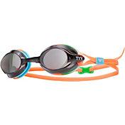 TYR Velocity Metallized Swim Goggles
