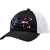 Under Armour Fish Hook Big Logo Mesh Cap