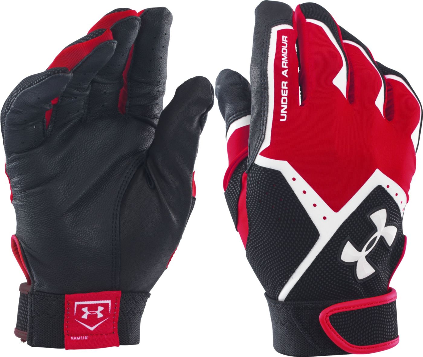 Under Armour Clean-Up T-Ball Batting Gloves
