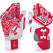 Under Armour Youth Motive Undeniable Batting Gloves