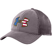 Product Image · Under Armour Men s Big Flag Logo Mesh Back Hat 48e5b9463139