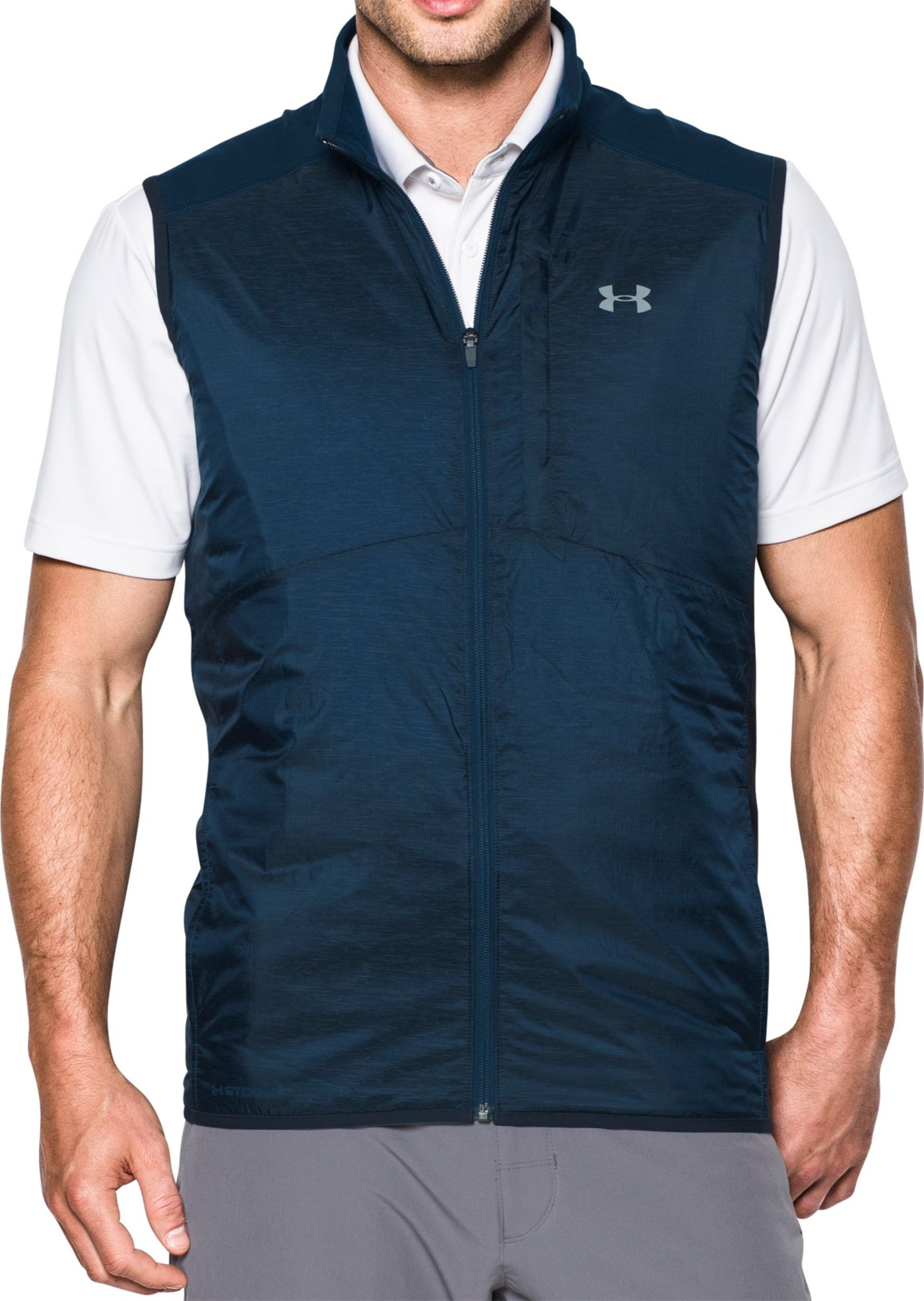 Under Armour Men's CGI Insulated Golf Vest