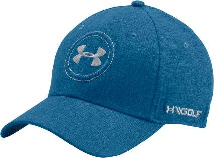 f3a7f90c Under Armour Men's Jordan Spieth Official Tour 2.0 Golf Hat | DICK'S  Sporting Goods