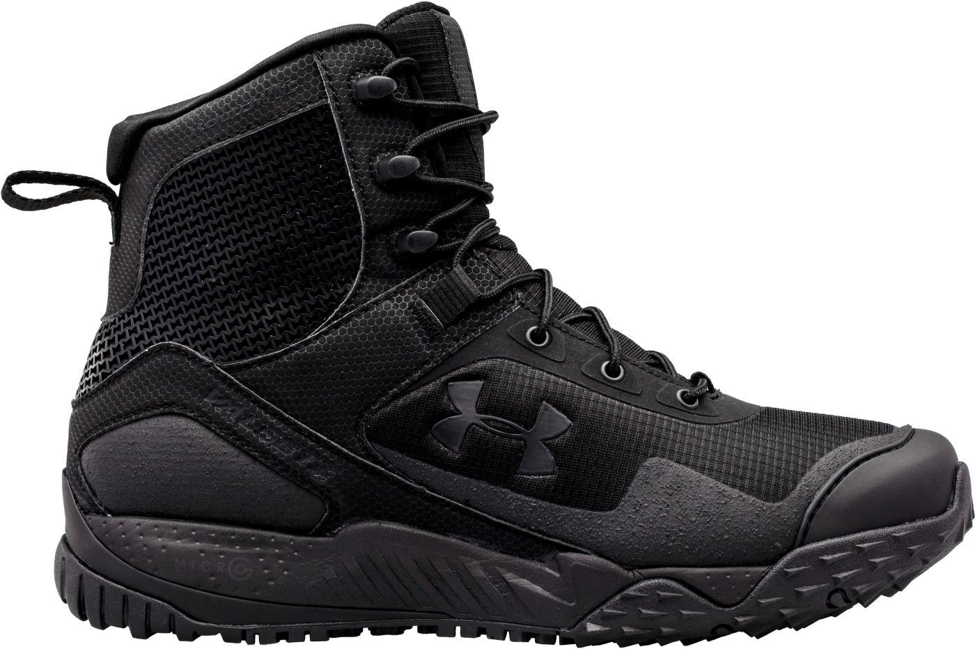 Under Armour Men's Valsetz RTS Side-Zip Tactical Boots