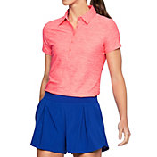 Under Armour Women's Zinger Golf Polo