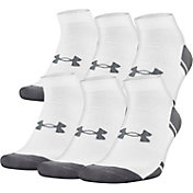 Under Armour Resistor Low Cut Athletic Socks - 6 Pack