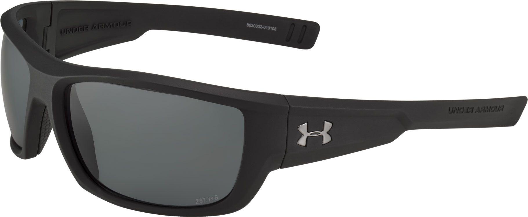 0264fb9dba Under Armour Men s Rumble Storm Polarized Sunglasses