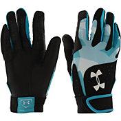 Under Armour Women's Radar III Fastpitch Batting Gloves