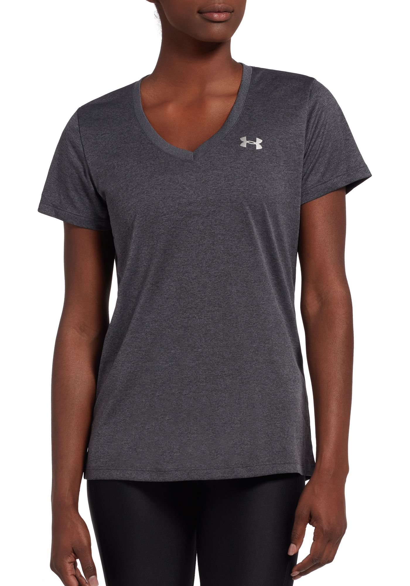 Under Armour Women's Tech V-Neck Shirt