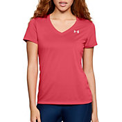 Under Armour Women's Tech V-Neck Short Sleeve Shirt