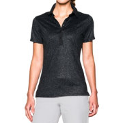 Under Armour Women's Printed Zinger Golf Polo
