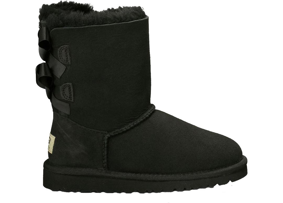 f08ce73838d UGG Australia Kids' Bailey Bow Winter Boots