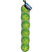 Tourna Indoor Pickleballs - 6 Pack