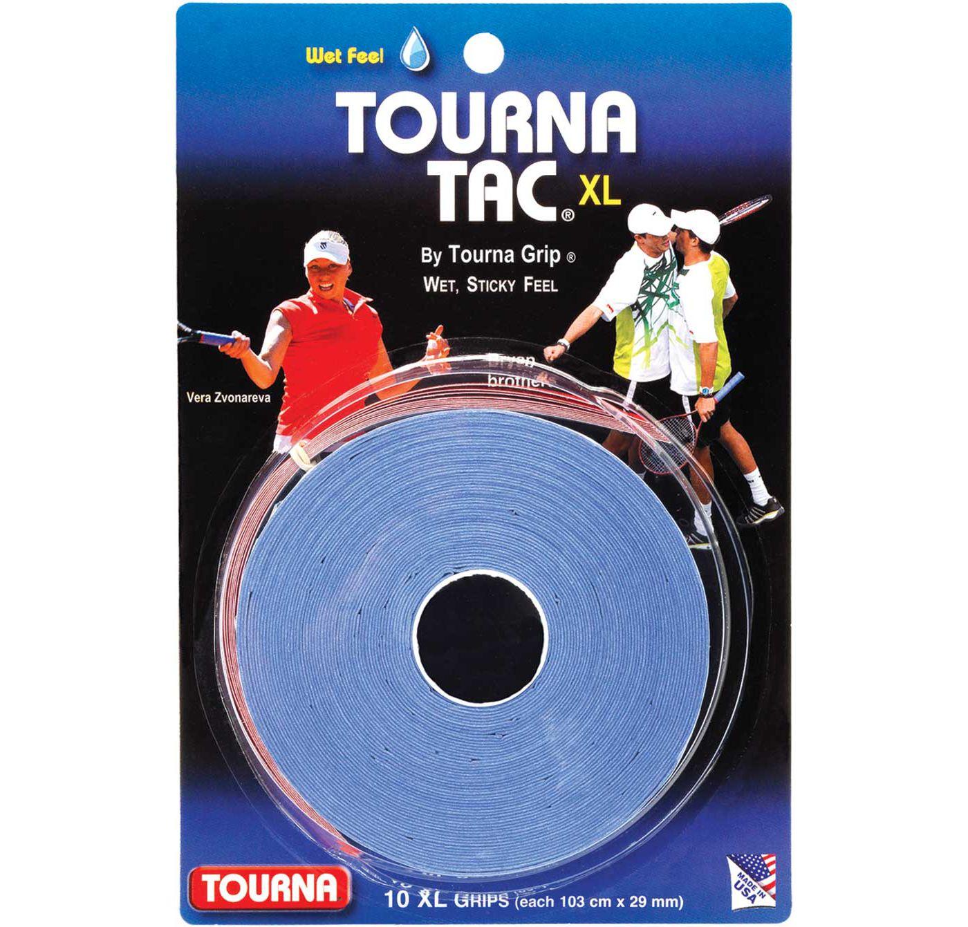Tourna Tac XL Overgrip - 10 Pack