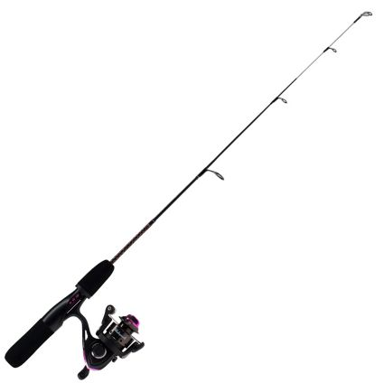 Shakespeare Ugly Stik GX2 Ladies Ice Spinning Combo