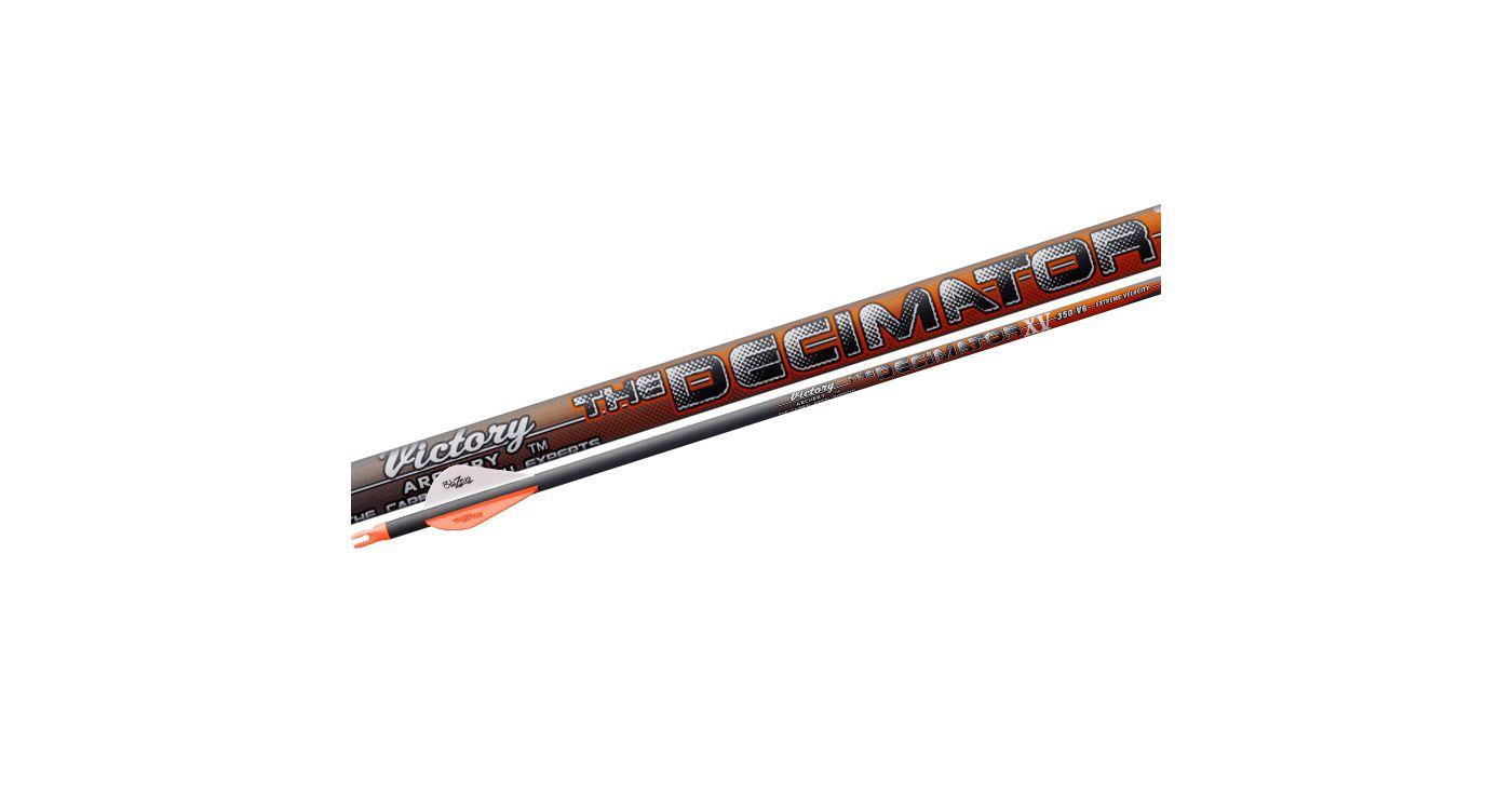 Victory Archery Decimator Arrows - 6 Pack